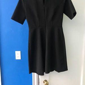 Zara Dresses - Black Zara Dress with lace